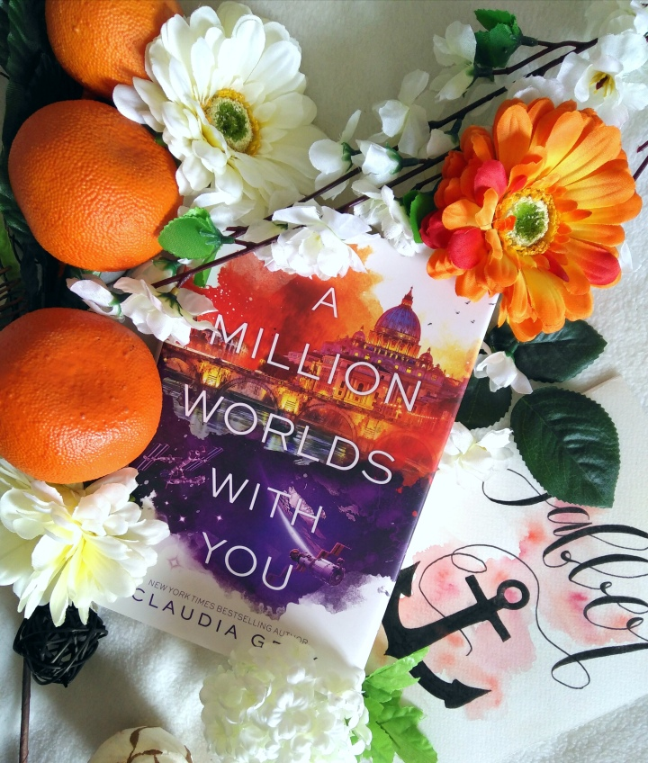 Chronique : A million worlds with you de Claudia Gray