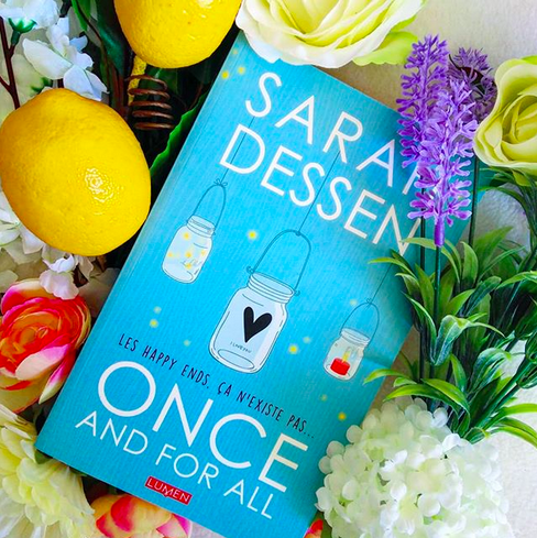 Chronique : Once and for all de Sarah Dessen