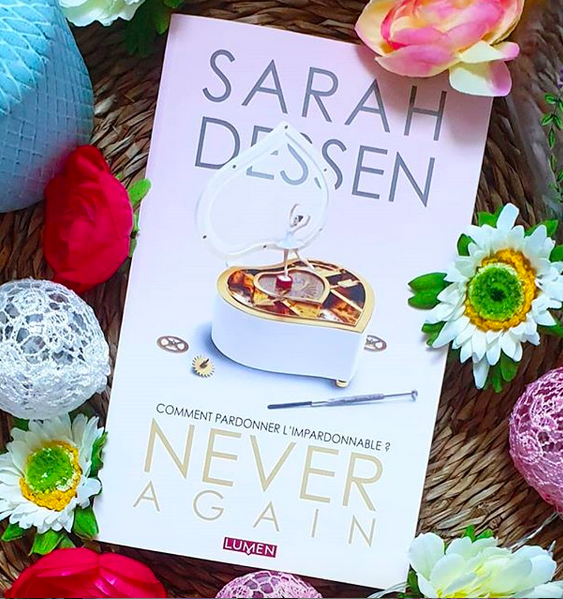 Chronique : Never again de Sarah Dessen