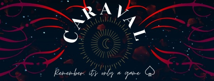 CHALLENGE : Caraval : Remember, it's only a game